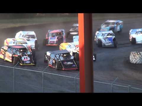 IMCA Modified feature Benton County Speedway 4/29/18