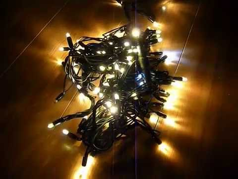 Universal Needs Weihnachtsbeleuchtung.Mk Illumination Led Stringlite 120 Flashing Warmweiß