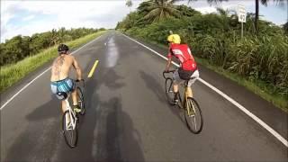 La Leader bike en la ruta
