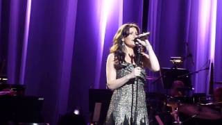 Idina Menzel Sings Wicked Defying Gravity at Radio City Music Hall 6/16/14