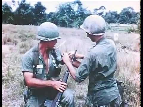 "Vietnam U.S. Army 1st Infantry Division ( ""The Big Red One"" ) in Vietnam 1965-1970"