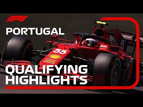 Qualifying Highlights | 2021 Portuguese Grand Prix