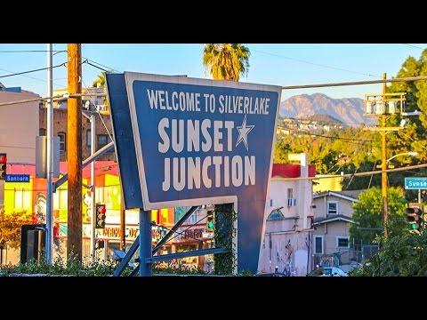 Sunset Boulevard, Part 7: Micheltorena To Sunset Junction, Silver Lake