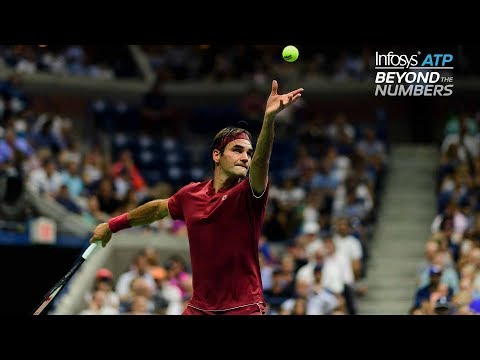 Uncovered: Federer Leads Players Who Thrive Under Pressure On Second Serves
