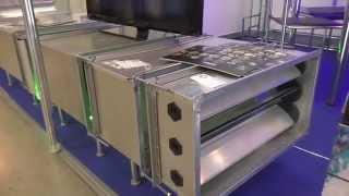 видео Вентиляционная система.