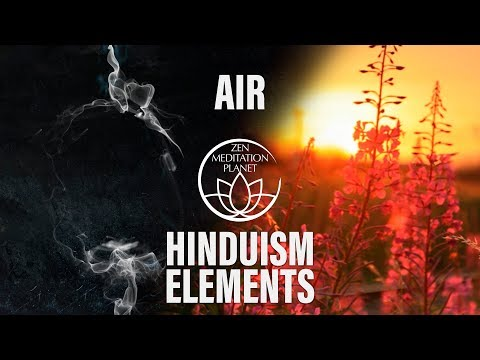 5 Hindu Elements – Sound of Marut, Vayu & Pavan (Air or Wind) – Sense the Spirit of Nature