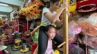 Publication Date: 2020-03-30 | Video Title: 女兒當自強@香港柔功門夏國璋龍獅團少獅隊