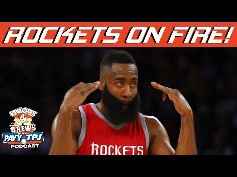 Download Youtube: Rockets Continue Pushing | Hoops N Brews