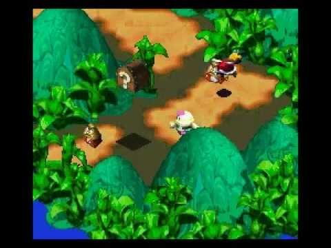 Super Mallow RPG - Graphics Hack