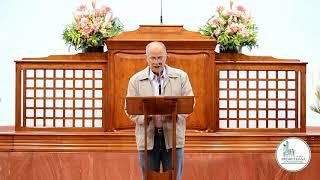 Estudo Bíblico - Rev. Paulo Martins Silva - 29/07/2020
