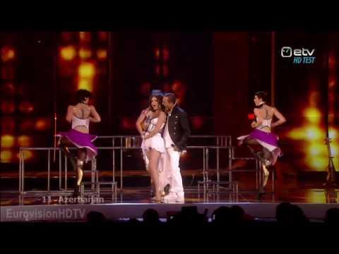 Eurovision HDTV - AySel & Arash - Always (Azerbaijan) Final 2009