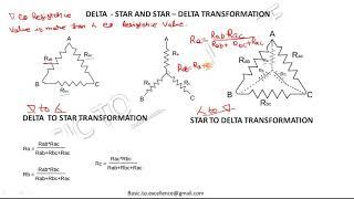 L 10 Star Delta transformation
