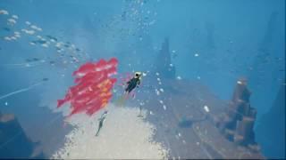 ABZU подводный мир 18+