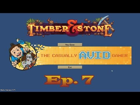 Our First Immigrant! - Timber & Stone - Ep. 7