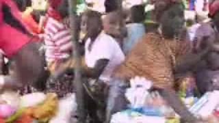 Le marché de Madina (Conakry)