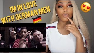 REACTING TO GERMAN RAP | CAPITAL BRA,MIAMI YACINE,GZUZ,BAUSA,BONEZ MC & RAF CAMORA| Ashley Deshaun