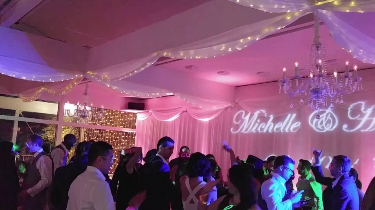 Wedding Reception The Malibu West Beach Club California