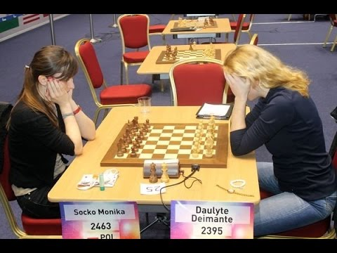 Chess - Heartbreaking blunder in one move
