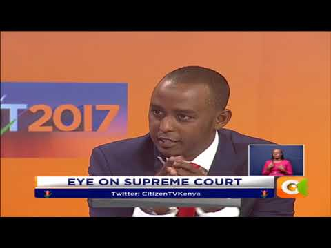 Sunday Live  : Eye on Supreme Court of Kenya