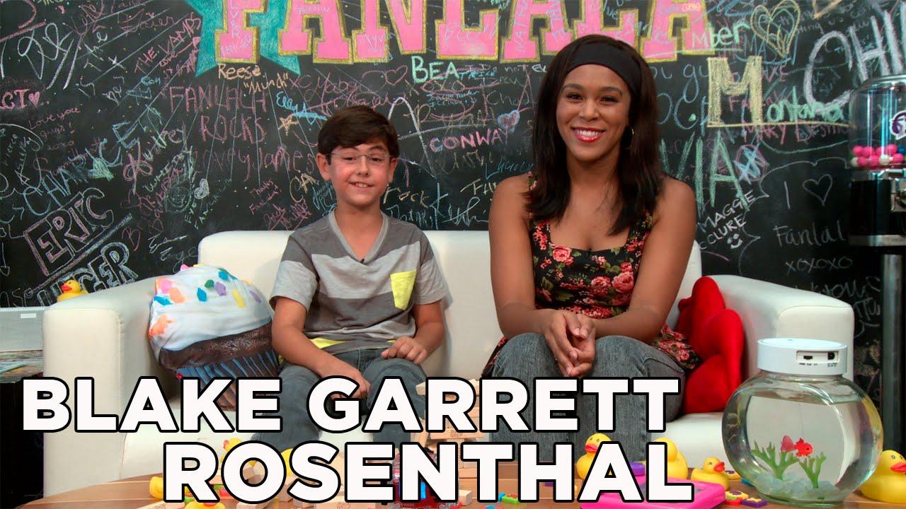 blake garrett rosenthal nationality