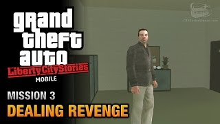 GTA Liberty City Stories Mobile - Mission #3 - Dealing Revenge