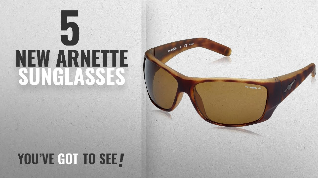 3d9b7be22d Top 10 Arnette Sunglasses   Winter 2018    Arnette Men s Heist 2.0 ...