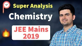 Detailed analysis of JEE Mains 2019 chemistry , Morning slot is pro...