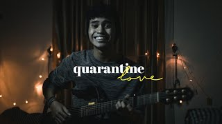quarantine love - arash buana (Cover by kelvin louis)