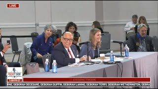 🔴 LIVE: Arizona State Legislature Holds Public Hearing on 2020 Election