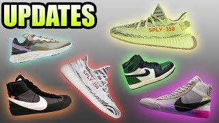 Nike X Off White SERENA WILLIAMS BLAZER Postponed   YEEZY RESTOCK   Sneaker Updates 4