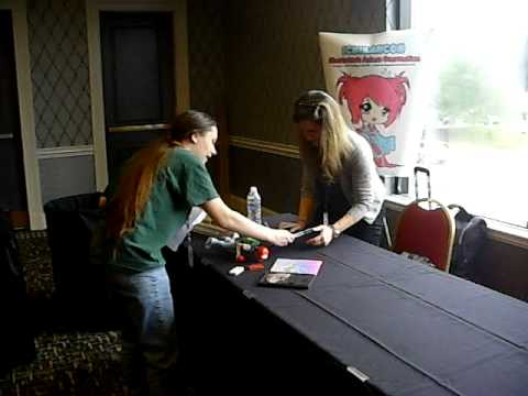Veronica Taylor autograph signing - Part 2