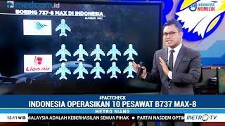 Data dan Fakta Pelarangan Boeing 737 Max 8