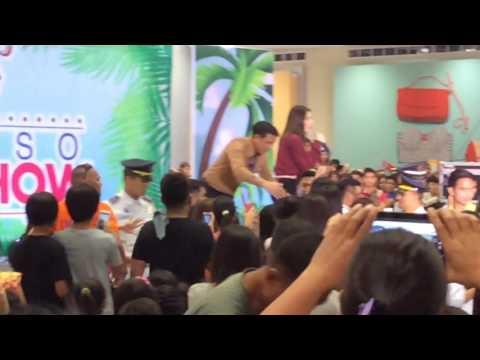 Kylie padilla @ SM City Cabanatuan