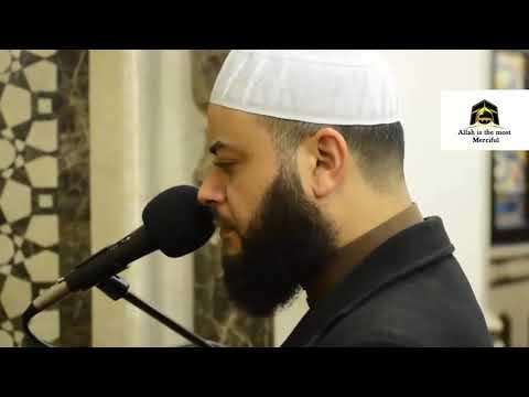 Recitation of Sheikh Hatem Farid in a hilarious video recitation