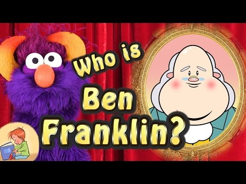 Benjamin Franklin for Kids – Ben Franklin Kite Experiment – Electricity for Kids