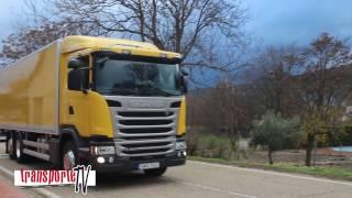 Scania G 320 B6X2 Híbrido