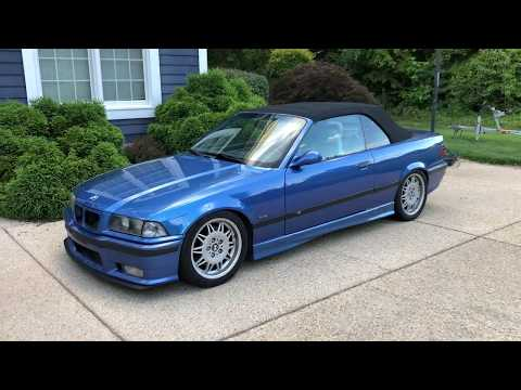 My 1999 E36 M3 Convertible Project - Starting Point