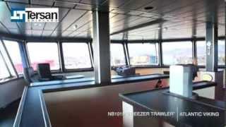 NB1019 Freezer Trawler
