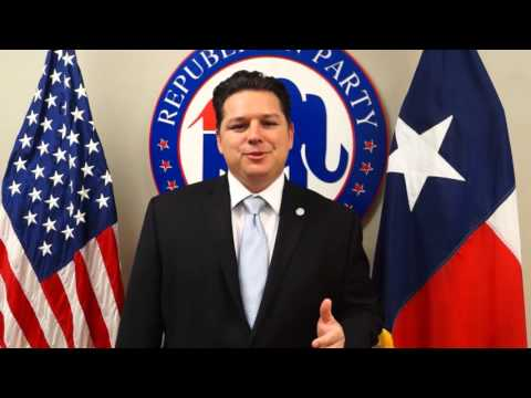 Weston Martinez announces his Candidacy for 2016 Texas Railroad Commissioner