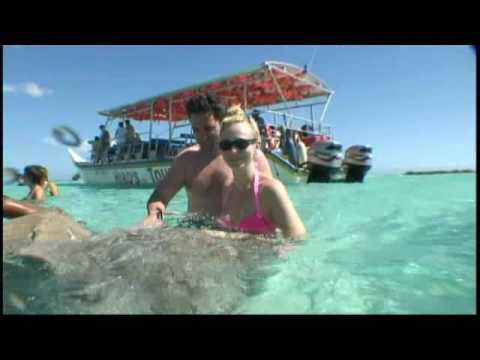 Albert Tours Lagoon Motu Picnic by E.B. GO on Moorea, Tahiti with Stingrays, Sharks,Snorkeling