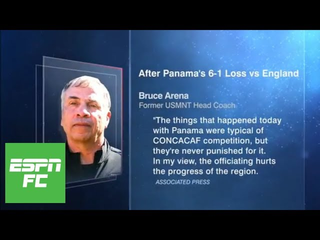 Are Bruce Arena's latest complaints about Panama's penalties vs. England warranted? | ESPN FC