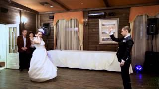 Шуточное свадебное танго