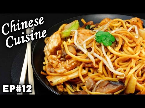 Chinese Cuisine | China | Cultural Flavors | EP 12
