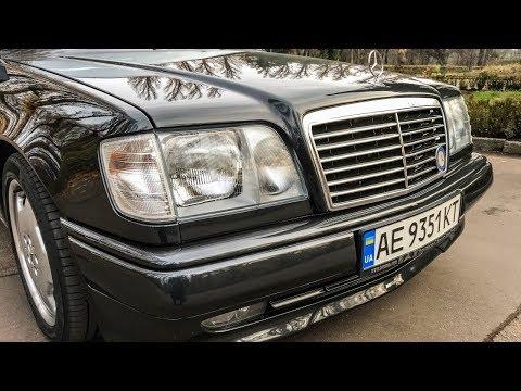 ПОТРАТИЛИ 40000$ на 124-й МЕРСЕДЕС:  сколько стоит восстановить Mercedes W124 E420