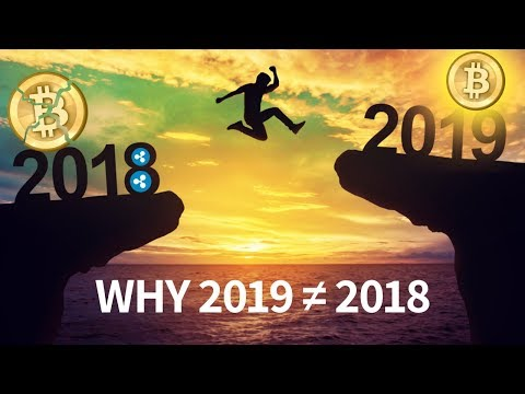 Happy New Year! Why 2019 ≠ 2018 & Proof of Keys + XRP Updates - Today's Crypto News