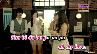 [Karaoke Việt] Starlight Moolight - Secret