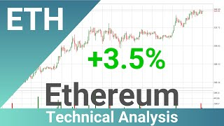 Daily Update Ethereum   How To Read/Understand Technical Trend Analysis?   FAST&CLEAR   01.Aug.2020