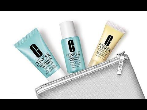CLINIQUE Australia Online Gift With Purchase 2018 Skincare Makeup Bonus