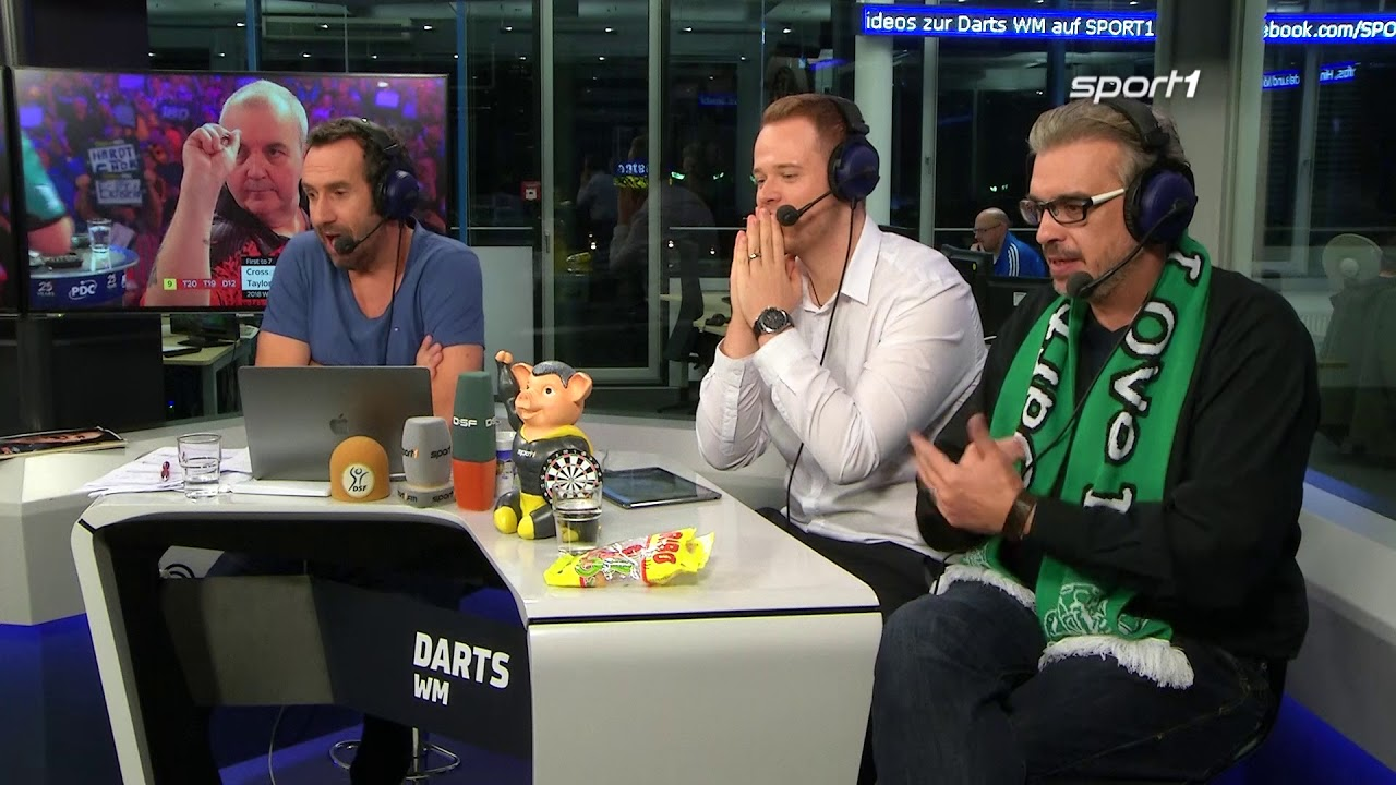Sport1 Dart Kommentatoren