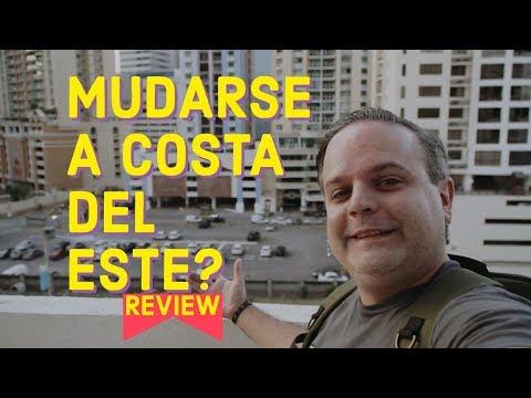 VER este video antes de MUDARTE a Costa del Este - Panama 2018